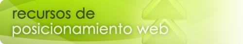 Guías, manuales, consejos, estadísticas, popularidad de tu web y recursos sobre posicionamiento web.
