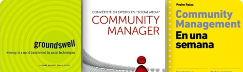 Libros sobre community manager y redes sociales. Social Media Marketing