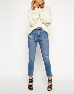 Asos Mom Jeans s £35