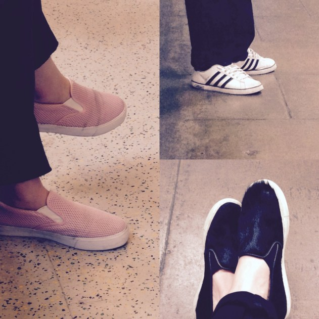 Everyday Fashion - Trainers