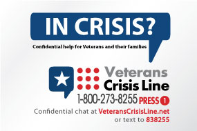 Image result for veteran suicide hotline