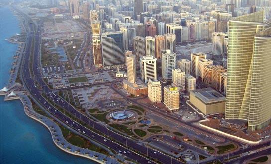 Travel Spotlight: Abu Dhabi
