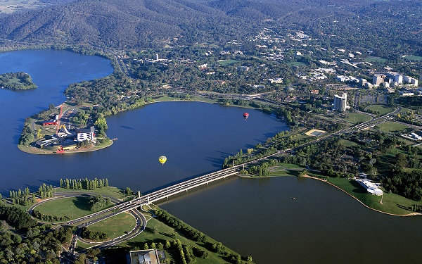 Australia: The land of cricket, casinos and Canberra