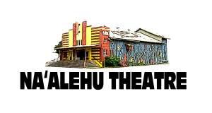 Na'alehu Threatre logo
