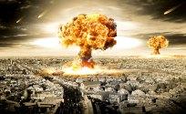 Ein Atomkrieg als Szenario für einen Weltuntergang
