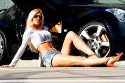 Sexy Cargirl