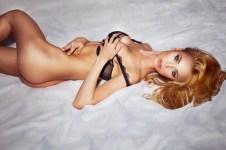 Sexy Girl mit perfektem Körper