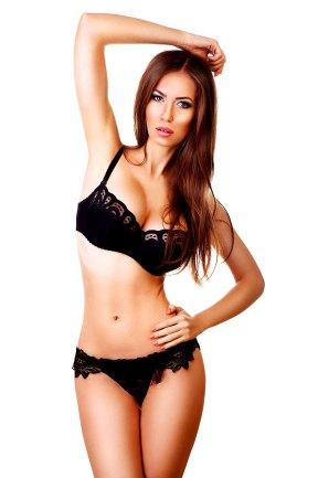 Sexy Girl mit knackiger Figur