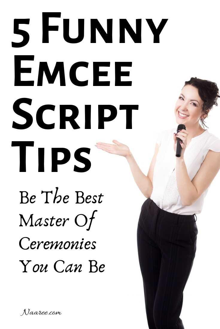 Funny Emcee Script