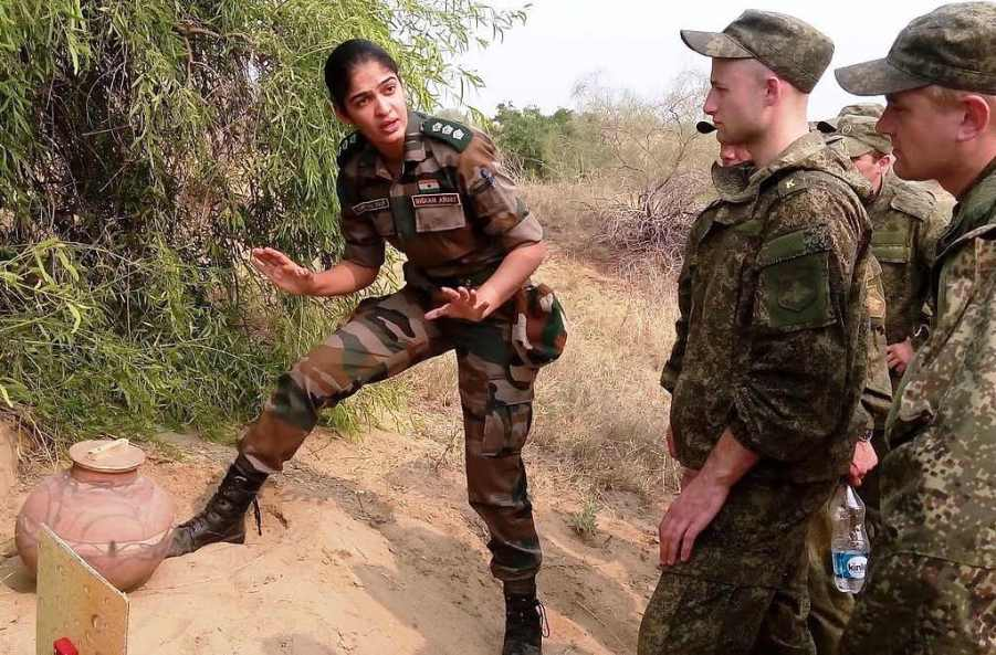 Army Jobs For Women: Great Jobs For Females In The Indian Army