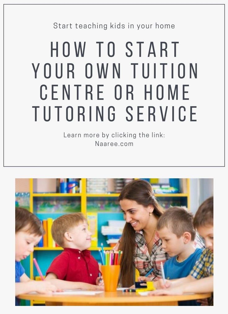 How To Start A Tuition Center Or Home Tutoring Service 1