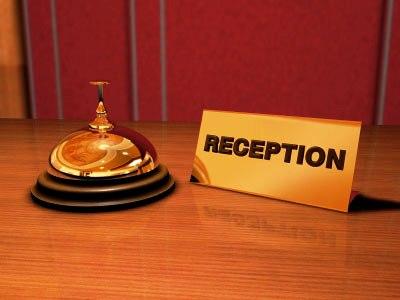 Hotel Reception - Hospitality Industry