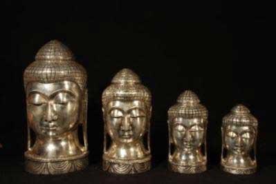 Bronze Buddha Statues