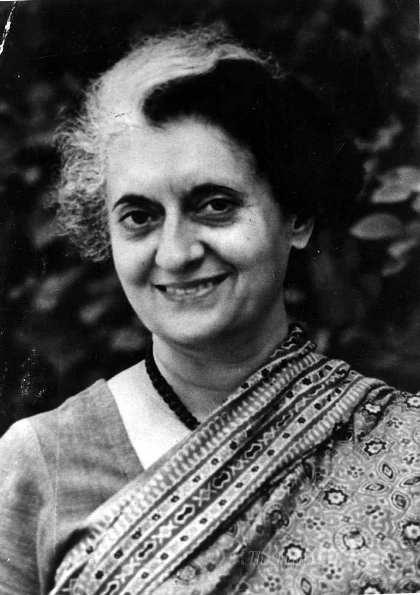 Indira-Gandhi