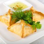 Home-Made Indian Vegetable Samosa Recipe