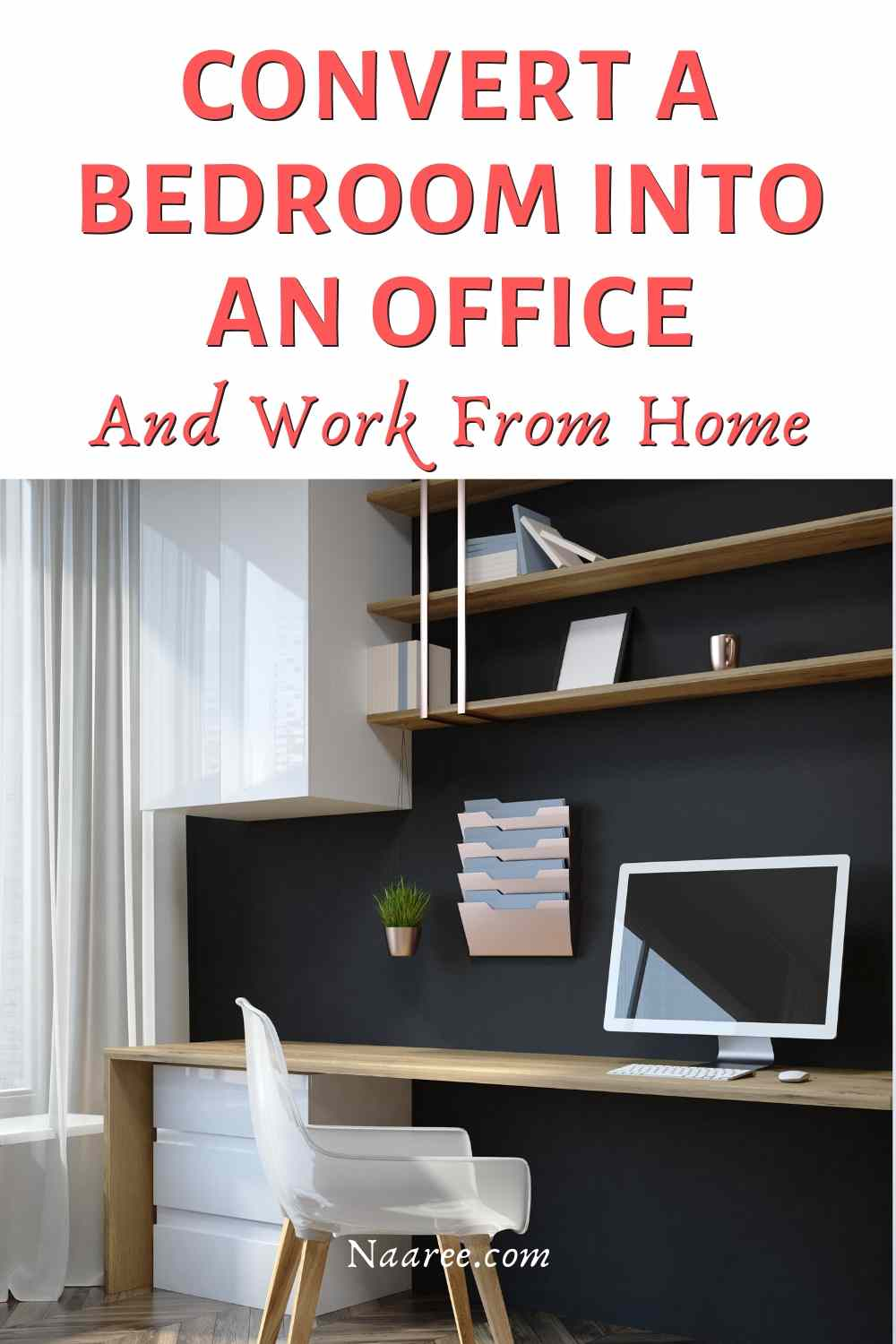 Convert Bedroom To Office