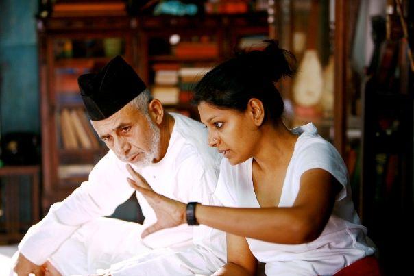 Firaaq Still nandita das and naseeruddin shah
