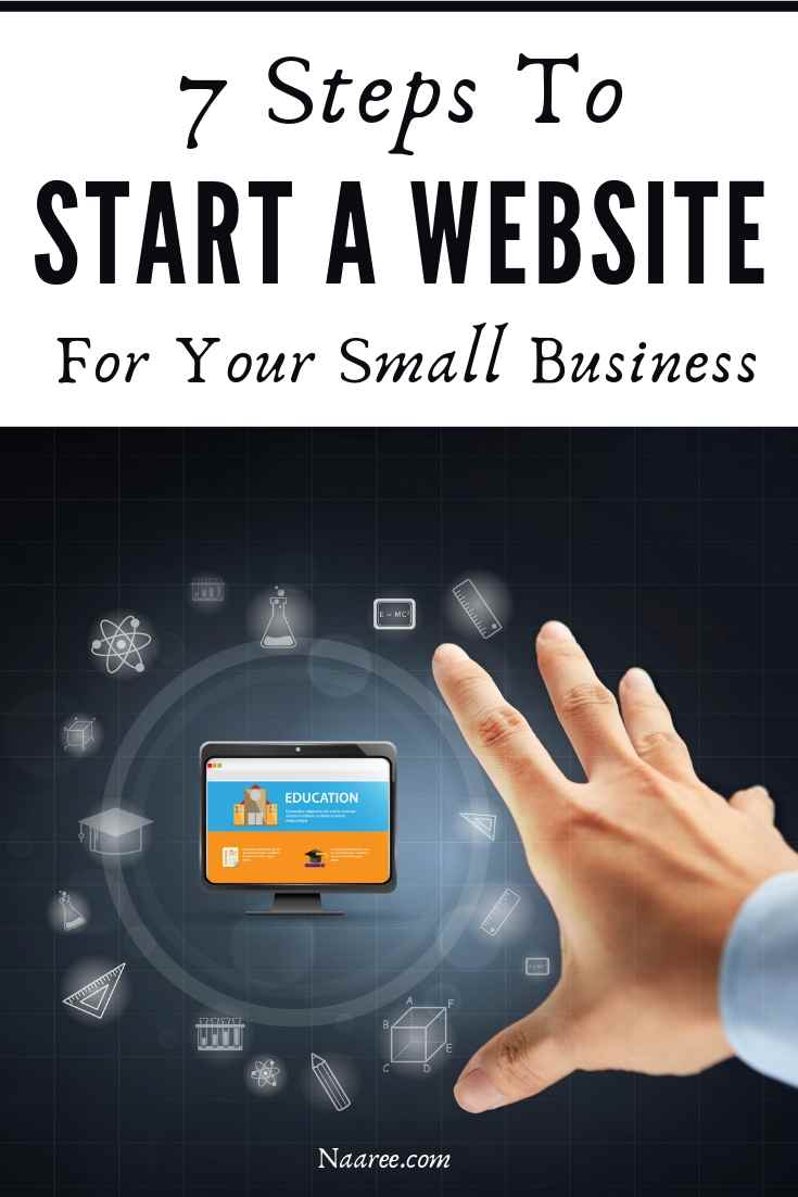 Steps To Start A Website For Your Small Business