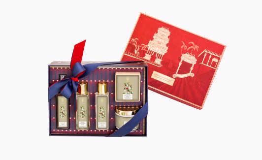 Forest Essentials Deluxe Parijat Box