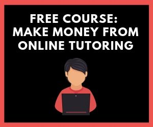 Free Online Tutoring Jobs Course
