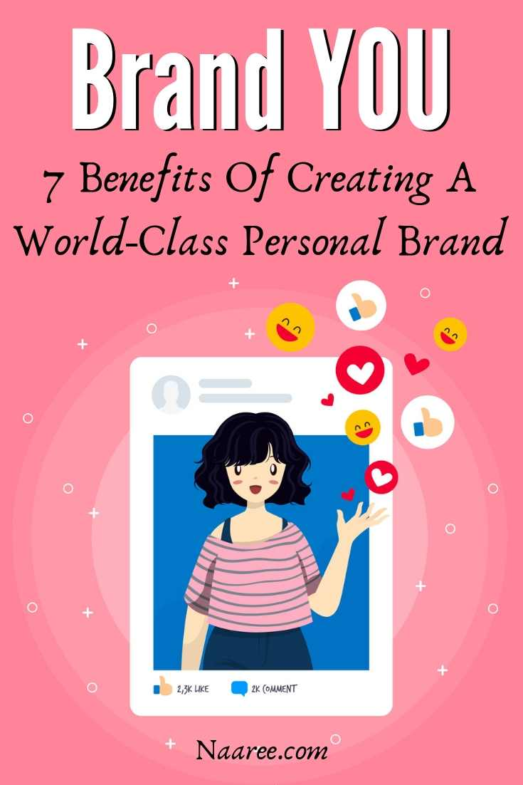 Benefits Of Creating Personal Branding
