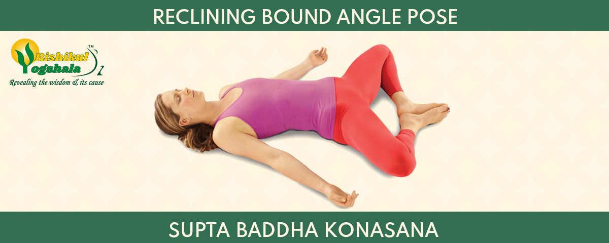 Reclining Bound Angle