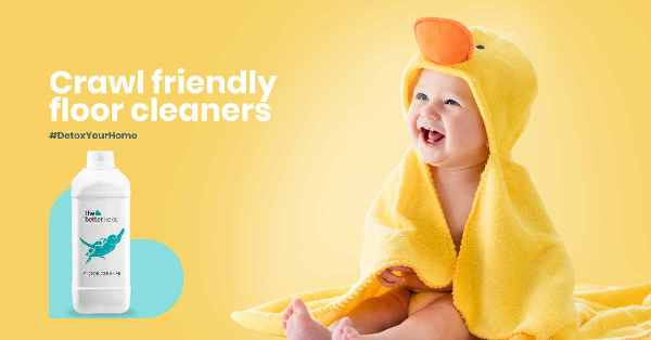 Better Home Ecofriendly Home Cleaners