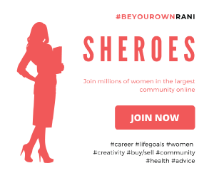 Download the SHEROES App