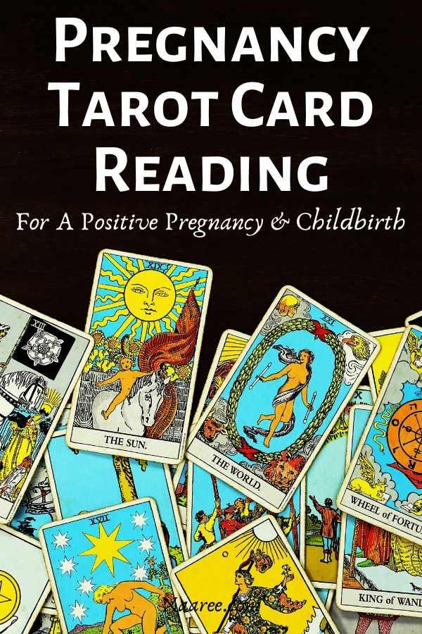 tarot card for pregnancy