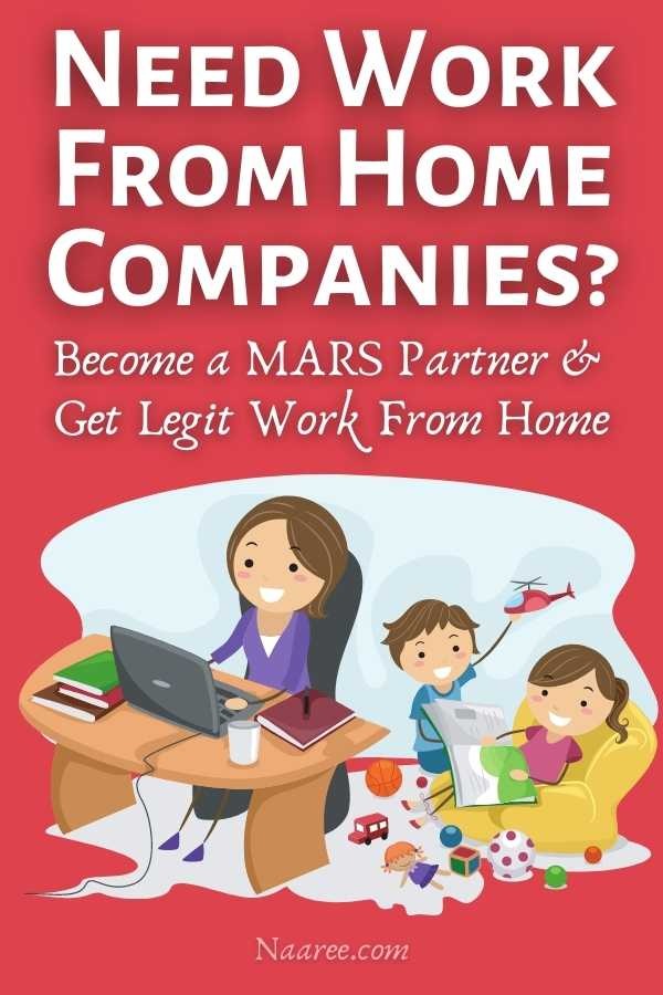 Work From Home Companies