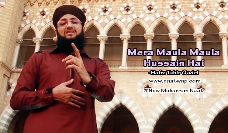 Mera Maula Maula Hussain Hai By Tahir Qadri