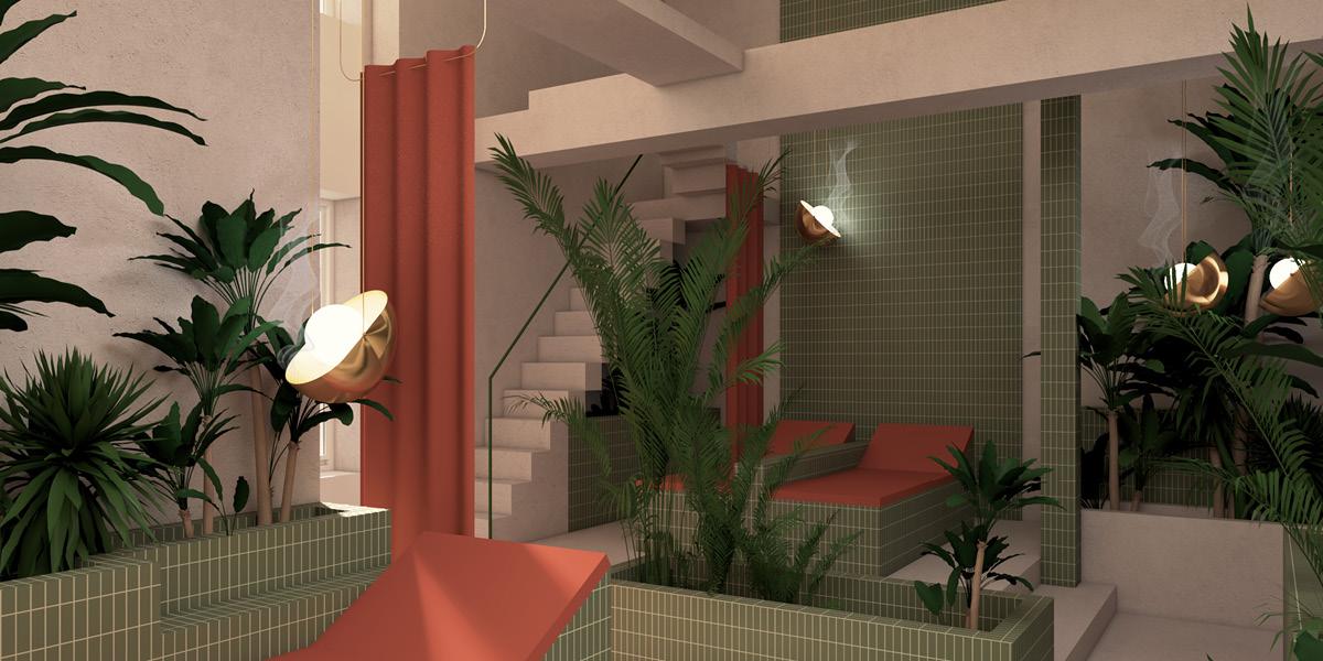 L'architettura d'interni o architettura degli interni (talvolta designata tramite l'ibrido: Interior Design Master Of Arts In Italy Design And Applied Arts Naba