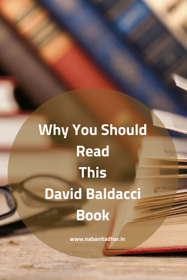 A David Baldacci Thriller is this week's book recommendation. #Book #Reads #ToBeRead #Reading