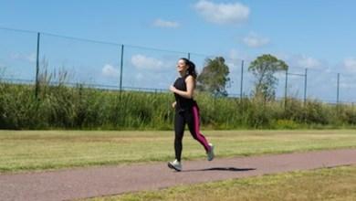 صورة انطلاق أول فعالية للجري عن بعد في تاريخ الدنمارك