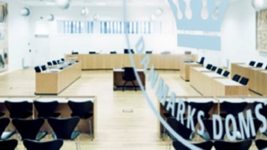 صورة المحاكم الدنماركية تستأنف عملها في 27 إبريل/نيسان الحالي