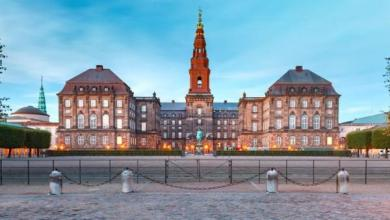 صورة نظام الحكم في الدنمارك