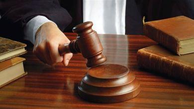 صورة محكمة دنماركية تنظر في قضية رجل متهم بإغتصاب طفليه وكلبه