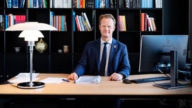 صورة الدنمارك تعرب عن تضامنها مع لبنان وتعرض تقديم المساعدة