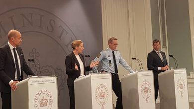 صورة مؤتمر صحفي هام لرئيسة الوزراء الليلة وفحص لـ 280 ألف شخص بشكل عاجل