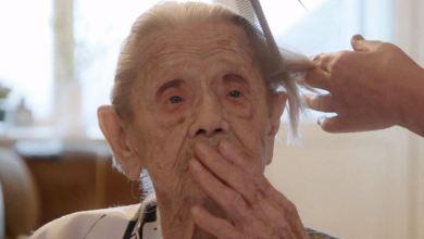 صورة وفاة أكبر معمرة دنماركية عن عمر يناهز 112 عاما