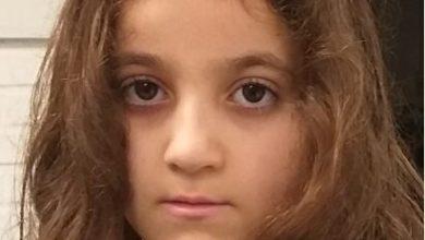 صورة الشرطة الدنماركية تبحث عن هذه الطفلة..وهناك شبهة اختطاف