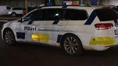 صورة الشرطة تعتقل رجل (26 عام) بتهمة تهديد رئيسة الوزراء الدنماركية بالقتل