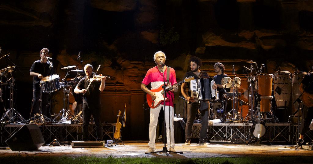 Alla ricerca di Gilberto Gil