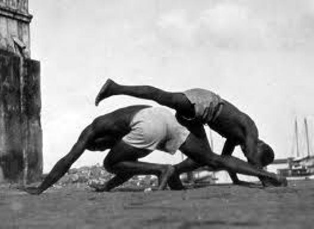 La capoeira, dalle origini ai giorni nostri