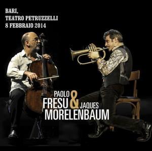 Paolo Fresu e Morelenbaum