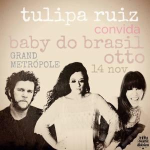 Baby, Otto e Tulipa