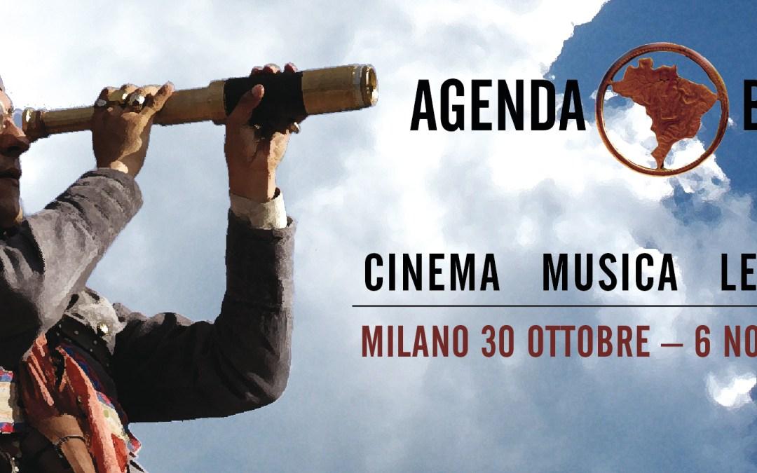 Agenda Brasil: cinema, musica e letteratura brasiliana a Milano