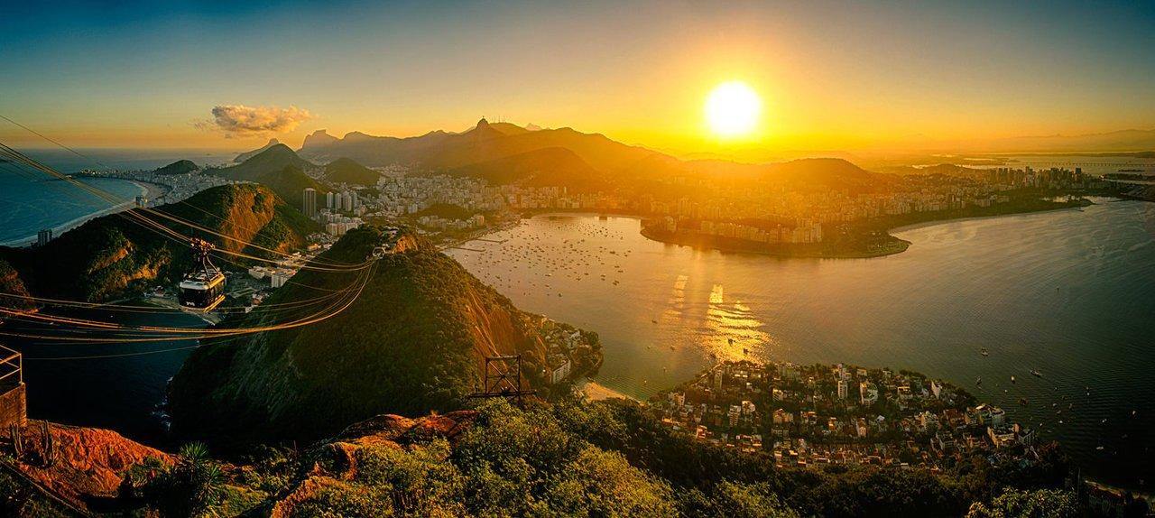 Una finestra su Rio de Janeiro