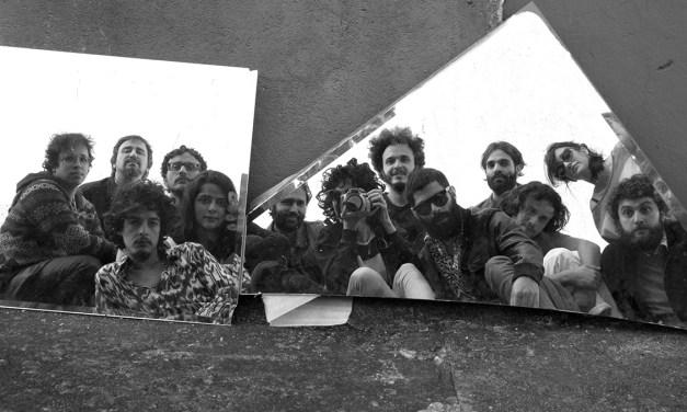Trupe Chá de Boldo interpreta la musica brasiliana indipendente con Verso