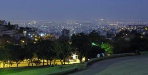 Praça Israel Pinheiro - Belo Horizonte